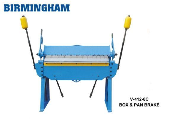 Box & Pan Brake